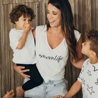 La ex de Nacho, Inger Devera se mudó con sus hijos a nuevo hogar y recibió una ola de apoyo en redes