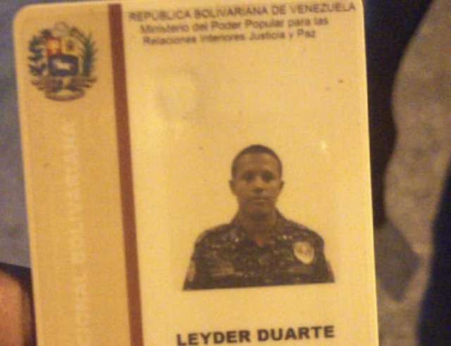 Murió PNB en un Hospital de Caracas tras ser tiroteado frente a su casa