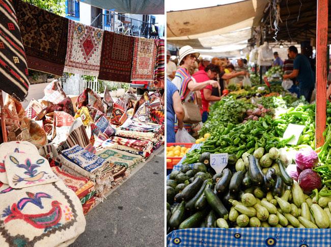 Turgutreis Market