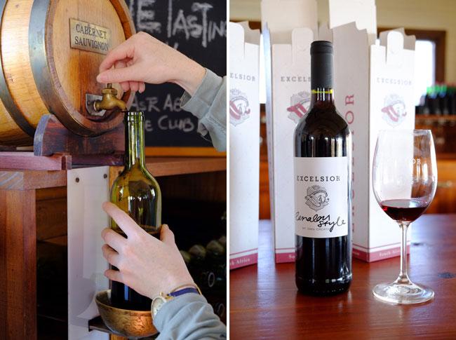 Excelsior Wine Estate Ashton