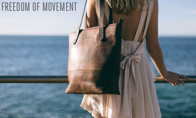 Freedom of movement tote