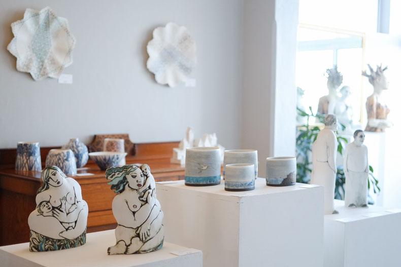 FynArts Ceramics Exhibition Hermanus