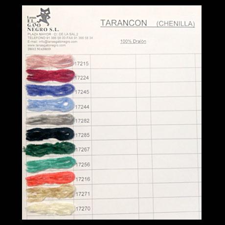 Carta-de-Colores-Lana-Tarancon-Chenilla-2017-2018