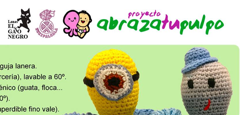 Cómo tejer tu pulpito solidario para bebés prematuros
