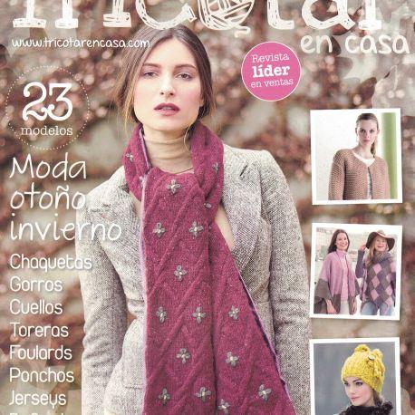 Revista tricotar en casa nº21