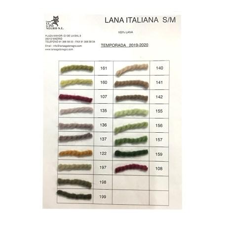 LANA ITALIANA S:M