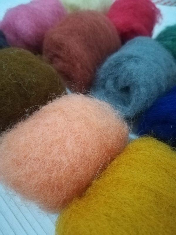 Kit needle felting colombia