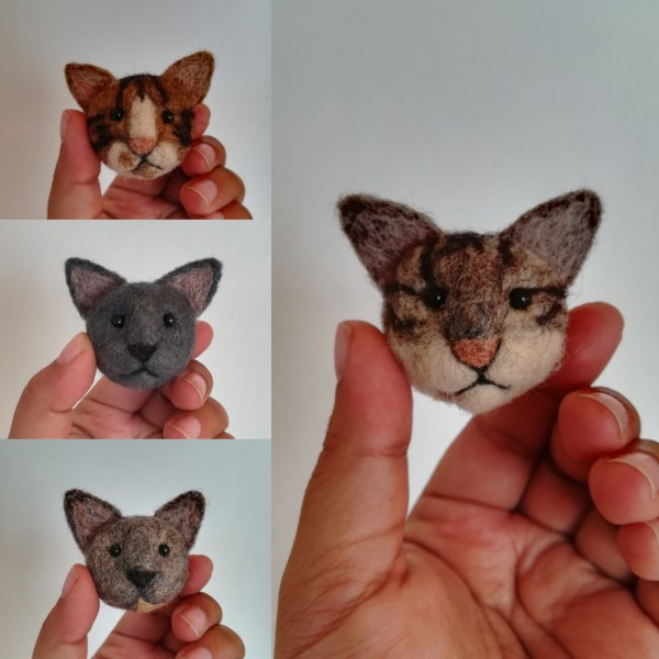 tutorial needle felting