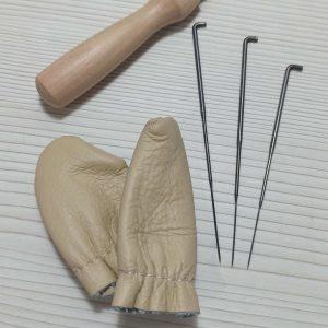 clases needle felting