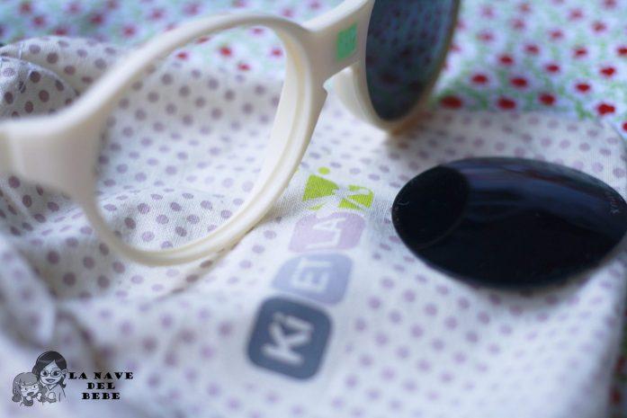 gafas kietla con cristal intercambiable