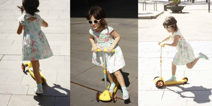 Mayoral moda para niñas todoterreno