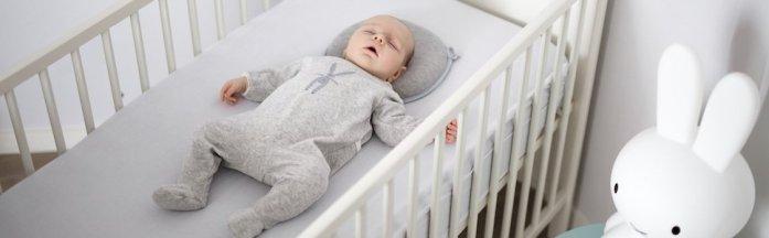 cojín para plagiocefalia en bebés