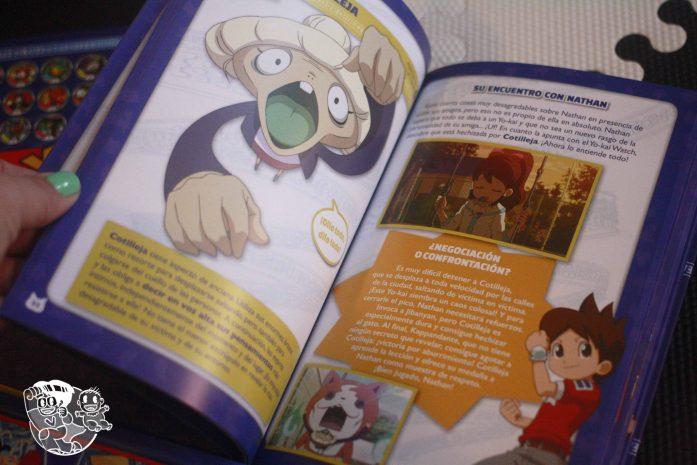 Guía oficial de Yokai