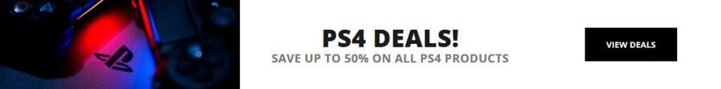 ps4 deals ad banner