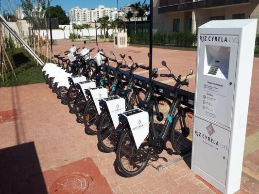 like residencial club bicicletario
