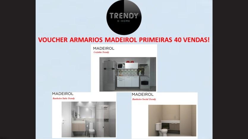 Lançamento Tijuca Trendy E Home voucher