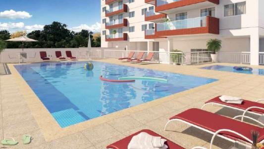 Maggiore residenziale Cachambi piscina
