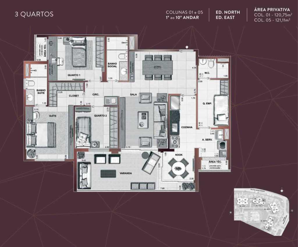 Latitud Condominium Design Cyrela, lançamento latitud da cyrela