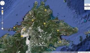 Penduduk Lahad Datu mula berkurung!