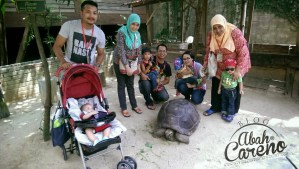 Kali ketiga visit Farm In The City