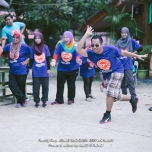 Family Day Kelab Blogger Ben Ashaari – Part 2