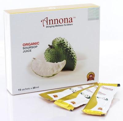 Jus Durian Belanda Annona