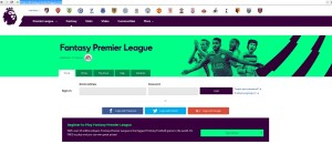 Tutorial – Jom main Fantasy Football Liga Blogger