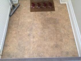 Amtico Floor Manchester Hallway Before
