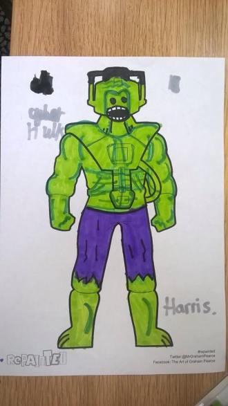 REPAINTED-Hulk
