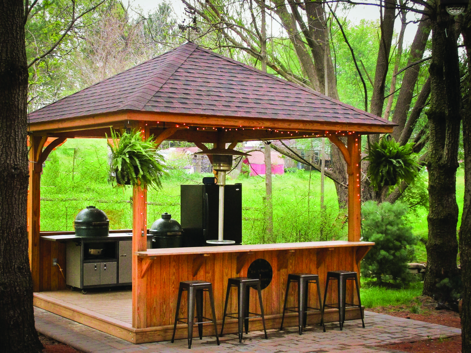 2020 Relaxing Cheyenne Garden Pavilions | Lancaster, PA on Outdoor Patio Pavilion id=90105