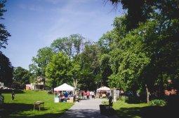 Beautiful Sunday at Musser Park! Photo: Ali & Paul Co.