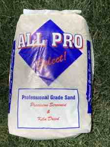 Sand for NHL - 50 Pounds