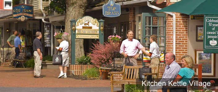 Amish Country Furniture Stores