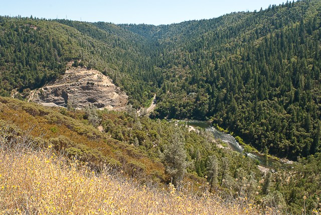 Canyon North of Placerville