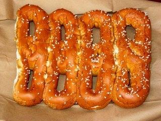 soft pretzel