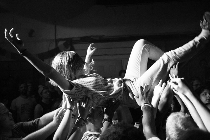 Meal Ticket - Crowdsurf Right
