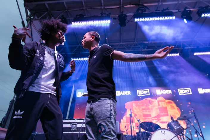 SOB X RBE at Fader Fort