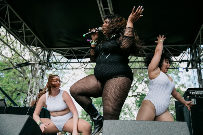 Lizzo at French Legation