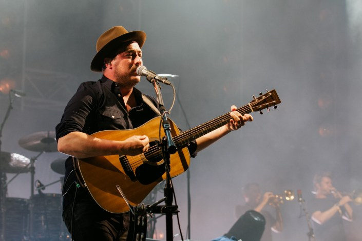 Mumford & Sons at Bonnaroo 2015