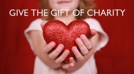 Give the Gift of Charity