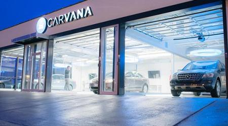 Carvana: Disrupting The Industry One Car Vending Machine At A Time