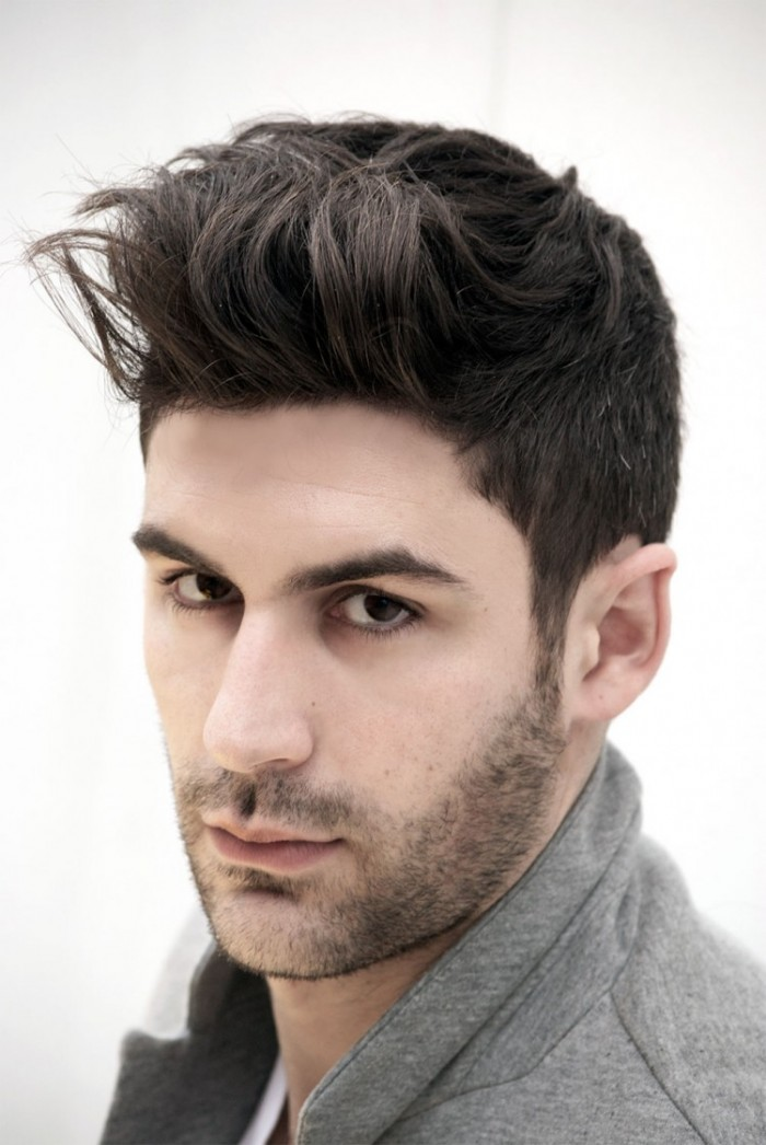 Modern Style Of Men's Haircut Is 2014 – Pictures And Tips