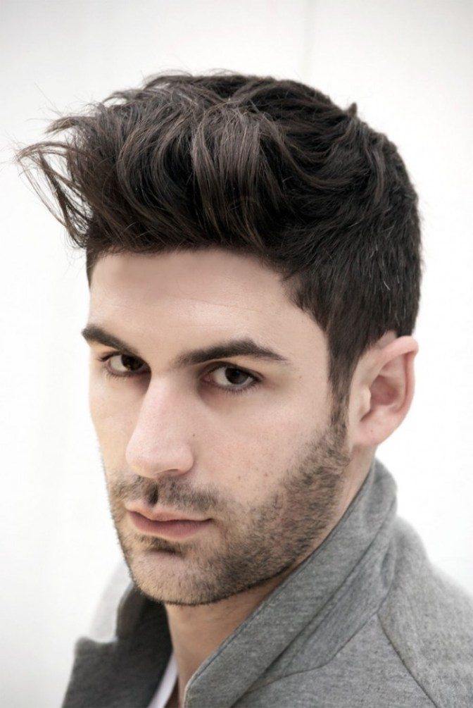 Mens Haircuts 2015 Hair Products Styling Tips Pompadour Haircut