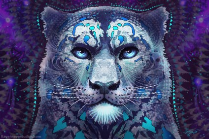 Snow Leopard Late Night - link to artists page