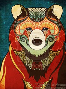 The Bear - link to artists page