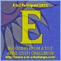 Elocation is my entry for the A to Z Challenge 2015