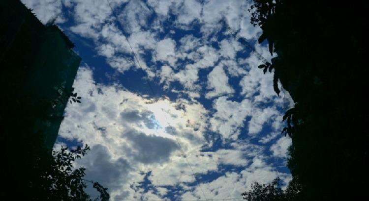 Welkin means sky or heaven