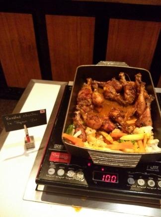 roasted chicken chettinad
