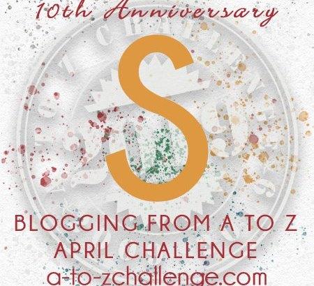 Saprodontia A to Z Challenge