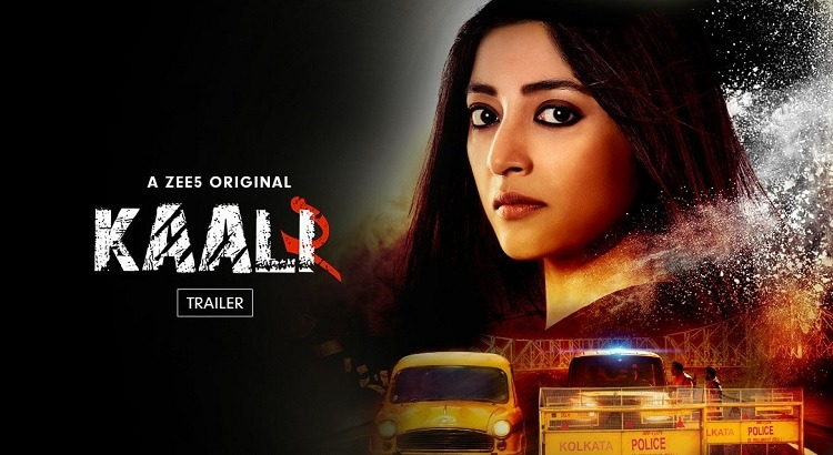 ZEE5 Originals - Kaali New Web Series